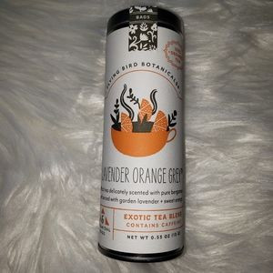 Flying Bird Botanicals Lavendar/Orange Grey Tea